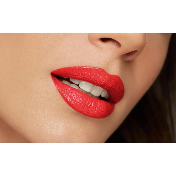 Pupa Milano Ruj Pupa I'M Pure-Colour Lipstick Absolute Shine 302 Sizzling Orange