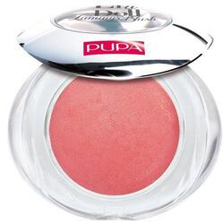 Pudra Pupa Milano Like A Doll Luminys Blush Shiny Rose 102