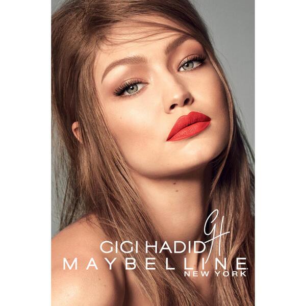 Ruj Maybelline New York Gigi Hadid GG22 Austyn