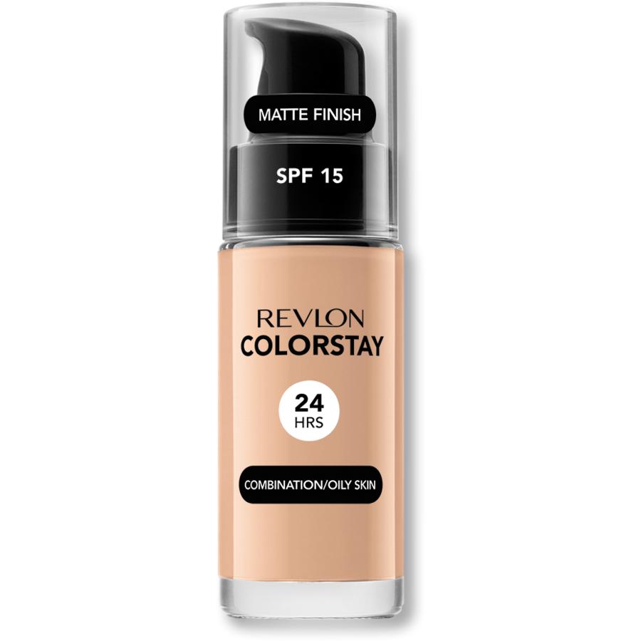 Fond De Ten Revlon ColorStay Combination/Oily SPF 15 24h Nude 200