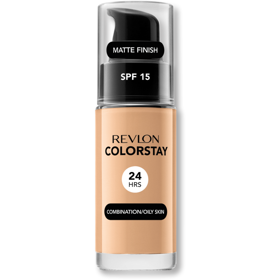 Fond De Ten Revlon ColorStay Combination/Oily SPF 15 24h Medium Beige 240