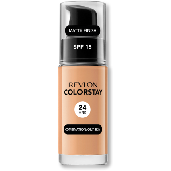 Fond De Ten Revlon ColorStay Combination/Oily SPF 15 24h Golden Beige 300