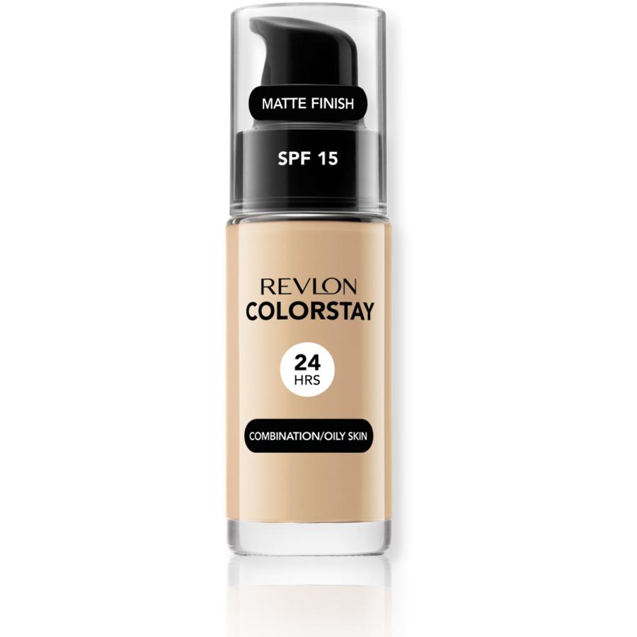 Fond De Ten Revlon ColorStay Combination/Oily SPF 15 24h Sand Beige 180