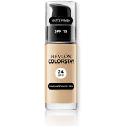 Fond De Ten Revlon ColorStay Combination/Oily SPF 15 24h Sand Beige 180