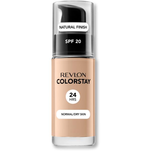Fond De Ten Revlon ColorStay Normal/Dry SPF 20 24h Sand Beige 180