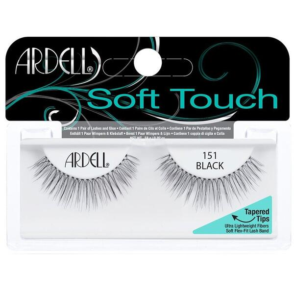 Gene False Ardell Soft Touch 151