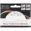 Sablon Pentru Sprancene Ardell Brow Perfection Stencils