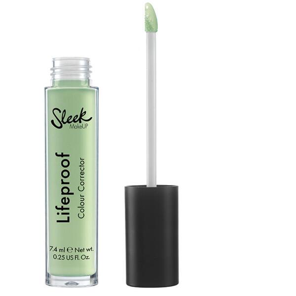Sleek MakeUP Corector Lichid Sleek Lifeproof Concealer Reduce Redness