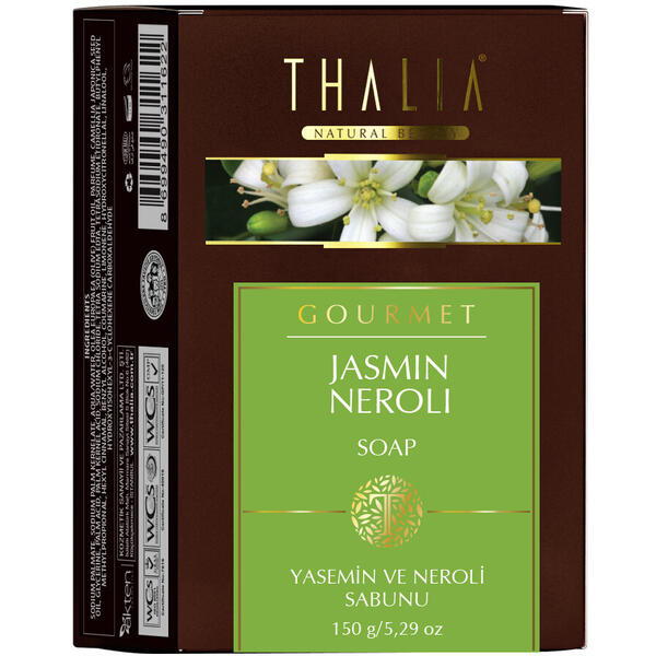Sapun De Iasomie Si Extract Din Flori De Portocal Thalia 150g