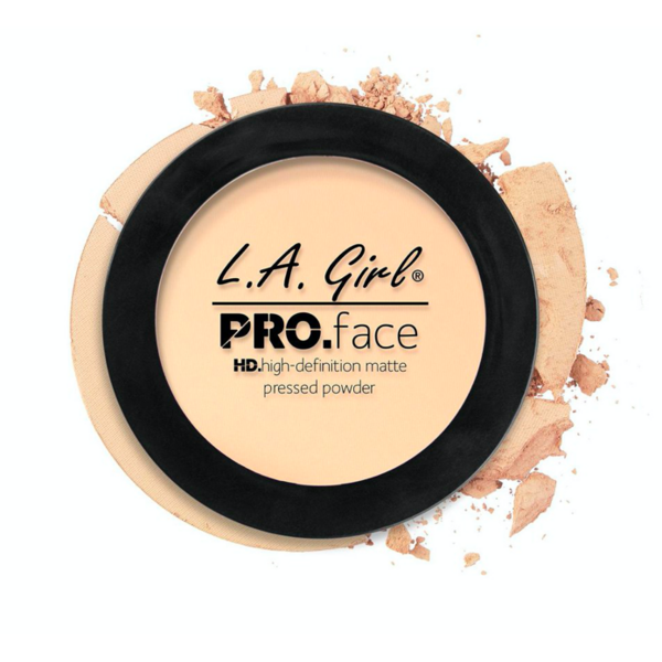 Pudra De Fata L.A. Girl Pro Face Matte Pressed Powder - GPP601 - Fair