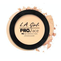 Pudra De Fata L.A. Girl Pro Face Matte Pressed Powder - GPP601 - Fair