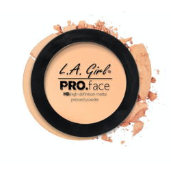 Pudra De Fata L.A. Girl Pro Face Matte Pressed Powder - GPP603 - Porcelain