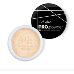 Pudra L.A. Girl HD Setting Powder - GPP920 - Banana Yellow