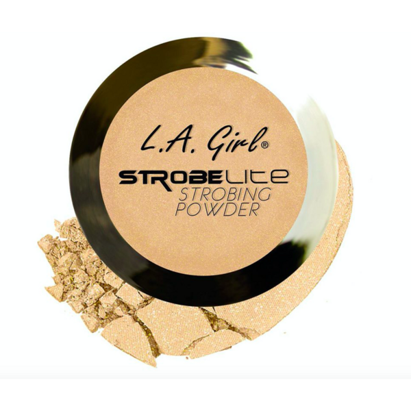 Iluminator Pudra L.A. Girl Strobing  Powder - GSP623 - 100WATT
