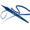 Creion De Ochi L.A. Girl LineArt MatteEyeliner Pen Cobalt GLE714