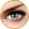 Adore Bi Tone Yellow - lentile de contact colorate verzi/caprui trimestriale - 90 purtari (2 lentile/cutie)
