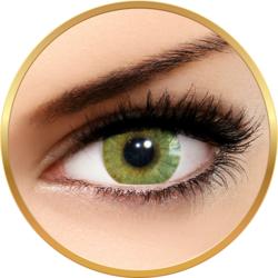 Solotica Hidrocor Ambar Chihlimbar - lentile de contact colorate chihlimbar lunare  - 30 purtari (2 lentile/cutie)