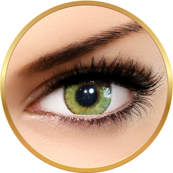 Solotica Natural Colors Ambar - lentile de contact colorate chihlimbar anuale - 365 purtari (2 lentile/cutie)