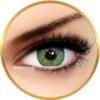 Solotica Solflex Natural Colors Esmeralda - lentile de contact colorate verzi lunare - 30 purtari (2 lentile/cutie)