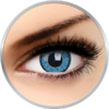 ZenVu Bright Blue - lentile de contact colorate albastre trimestriale - 90 purtari (2 lentile/cutie)