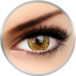 Lovely Eyes Baby Brown - lentile de contact colorate caprui lunare - 30 purtari (2 lentile/cutie)