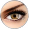 Phantasee Natural Monthly Golden Brown -lentile de contact colorate caprui lunare - 30 purtari (2 lentile/cutie)