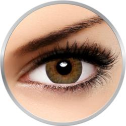 Air Optix Colors Honey - lentile de contact colorate caprui lunare - 30 purtari (2 lentile/cutie)