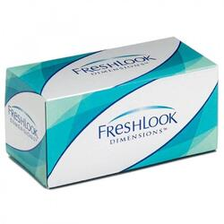 Alcon / Ciba Vision Freshlook Dimensions -  lentile de contact colorate lunare - 30 purtari (6 lentile/cutie)
