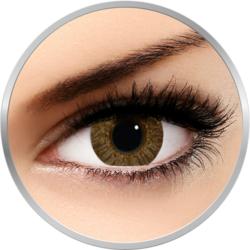 Freshlook Colorblends Pure Hazel - lentile de contact colorate caprui lunare - 30 purtari (2 lentile/cutie)