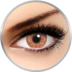 Freshlook Colors Hazel - lentile de contact colorate caprui lunare - 30 purtari (2 lentile/cutie)