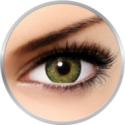Freshlook One Day Green - lentile de contact colorate verzi zilnice - 5 purtari (10 lentile/cutie)