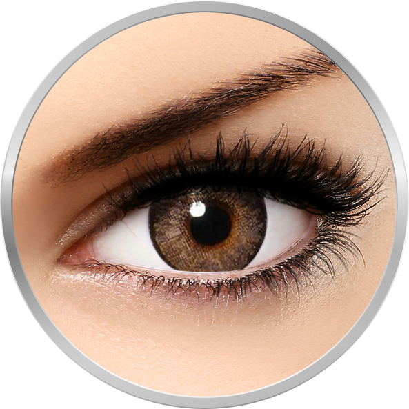 Alcon / Ciba Vision Freshlook One Day Pure Hazel - lentile de contact colorate caprui zilnice - 5 purtari (10 lentile/cutie)