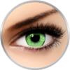 Soleko Queen's Solitaire Jade - lentile de contact colorate verzi trimestriale - 90 purtari (2 lentile/cutie)