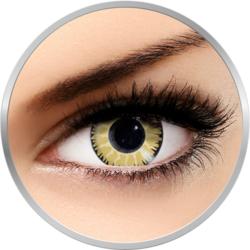Edit Glamour Honey - lentile de contact colorate caprui trimestriale - 90 purtari (2 lentile/cutie)