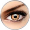 ColourVUE Crazy Twilight - lentile de contact colorate galbene anuale - 360 purtari (2 lentile/cutie)