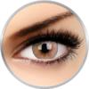 ColourVUE Fizzy Signature Brown - lentile de contact colorate caprui lunare - 30 purtari (2 lentile/cutie)