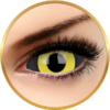ColourVUE Sclera Angel Dust - lentile de contact colorate Crazy galbene anuale -185 purtari (2 lentile/cutie)