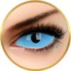 ColourVUE Sclera Athena Blue - lentile de contact colorate Crazy albastre anuale - 185 purtari (2 lentile/cutie)