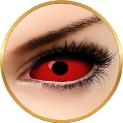 Fantaisie Sclera 004 - lentile de contact Crazy pentru Halloween anuale - 365 purtari (2 lentile/cutie)