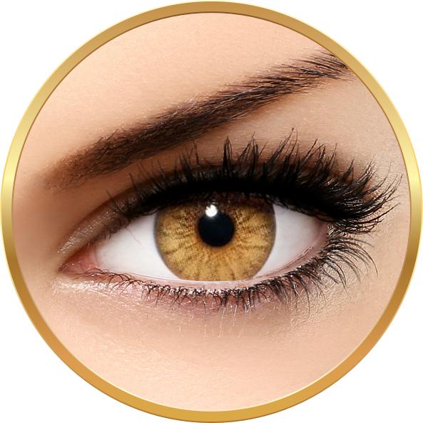 Desio Sensual Beauty Lenses Caramel Brown 90 purtari 2 lentile/cutie